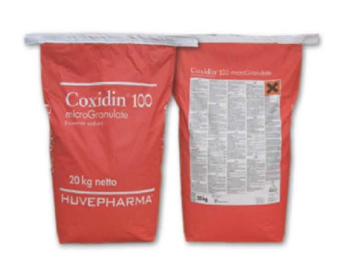 کوکسیدین® ۱۰۰