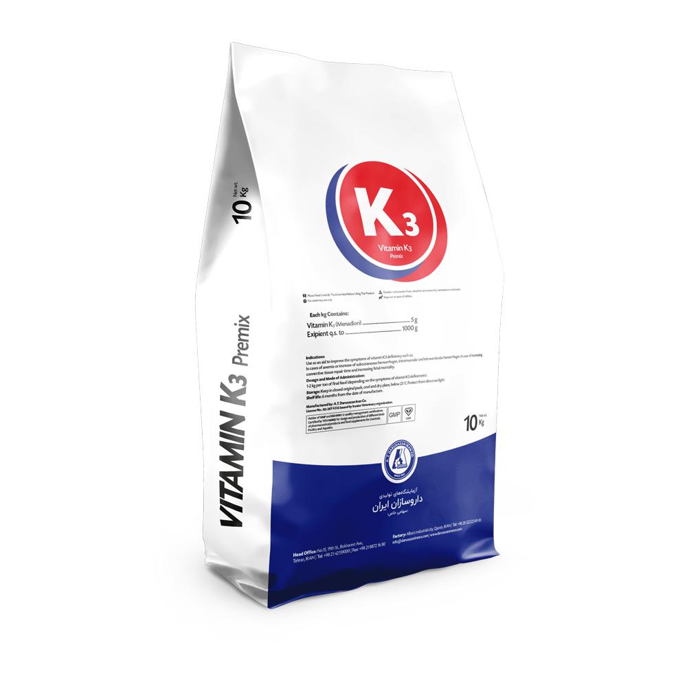 پرمیکس ویتامین K3